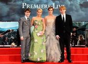 London premiere Deathly Hallows part 2
