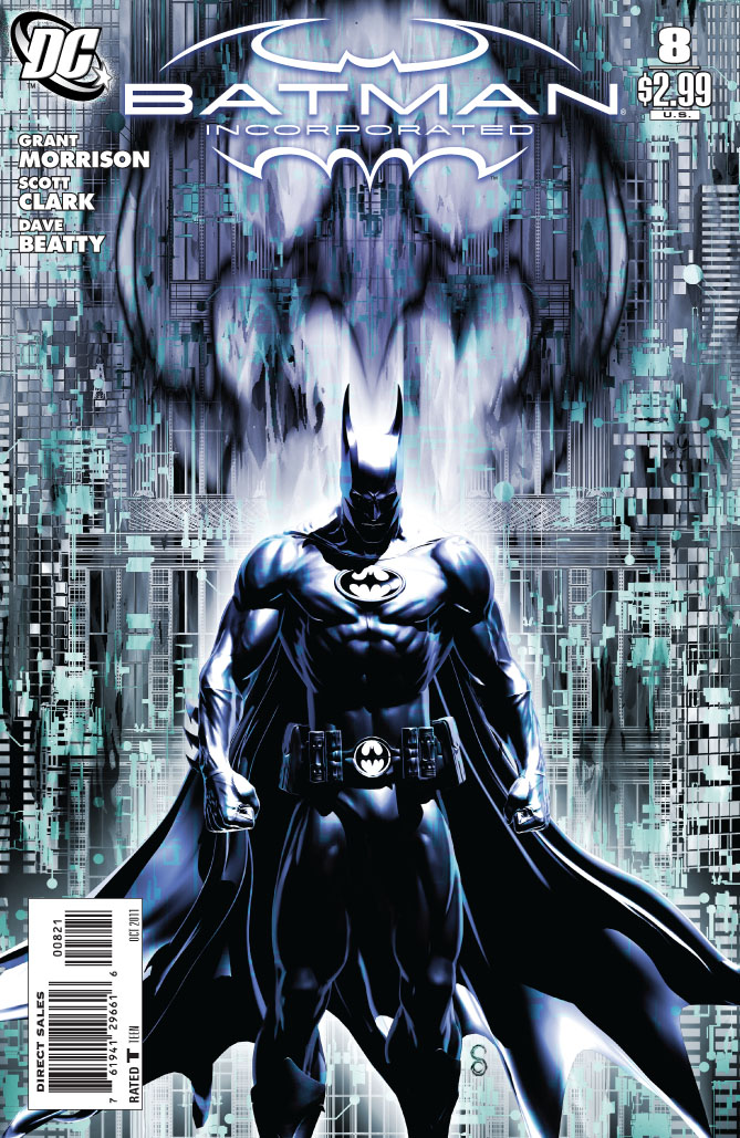 BATMAN INC. # 06