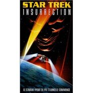 Star Trek insurrection (VHS)