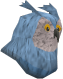 Saradomin owl chathead