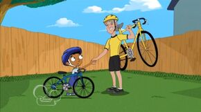 Tour de Ferb