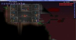 Terraria Blood-Moon Attack