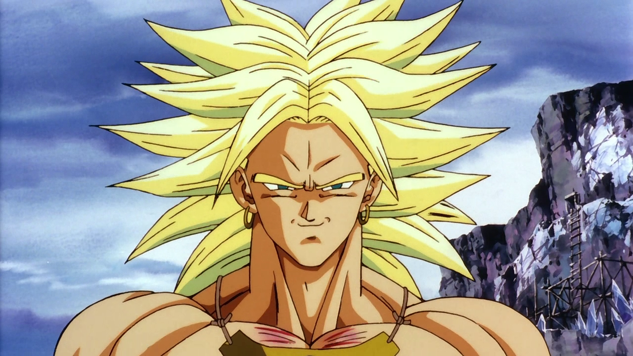 Broly ultra dragon ball wiki - Broly dragon ball gt ...