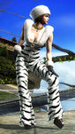 337px-Anna Williams - Zebra Suit Costume - Front - T6 BR