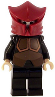LEGO firebender