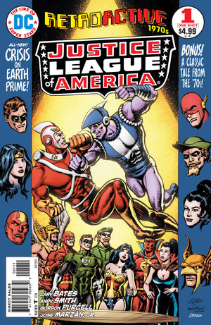 Cover for DC Retroactive: Justice League of America #1