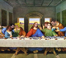 Elston Last Supper