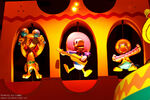 Three Caballeros It&#39;s a Small World