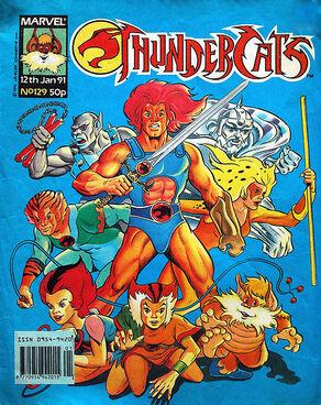 Thundercats Wiki on Marvel Uk  Comics    Thundercats Wiki