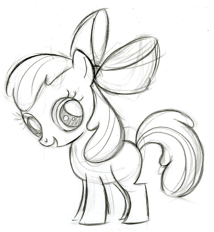 Apple Bloom - My Little Pony Friendship is Magic Wiki