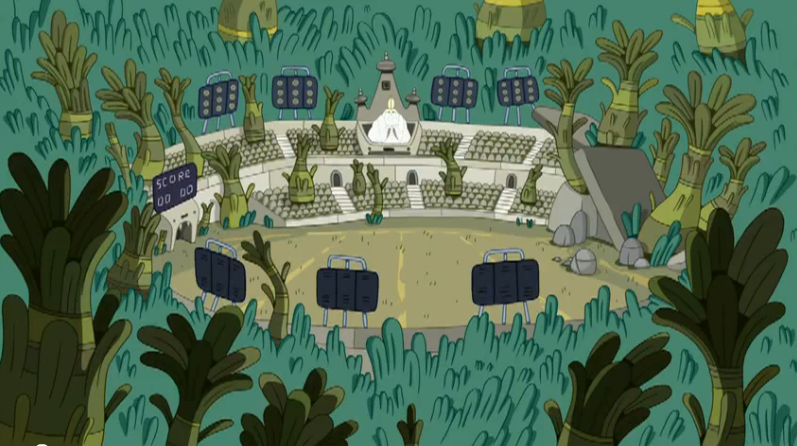 Adventure Time Is The Aftermath Of A Nuclear War Hidden