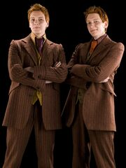 Fred and George Weasley (HBP promo) 2