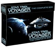 Voyager Complete DVD (Danish)