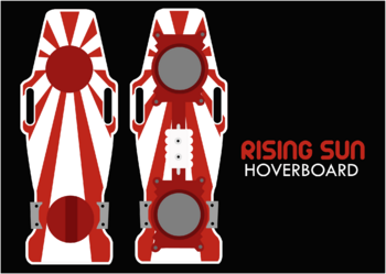 RisingSun Hoverboard