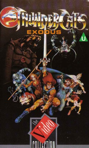 Thundercats Movie Wiki on Exodus  The Movie   Thundercats Wiki