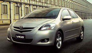 Thai new vios 1