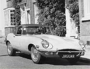 E Type Series 2 Roadster