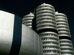 BMW HQ