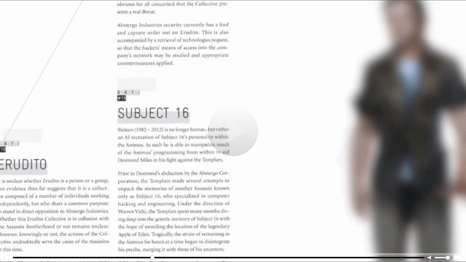 [Info Completa] Sujeto 16 y Su Nombre Real!
