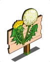 Dandelion Mastery Sign-icon