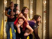 Victorious Locked up7