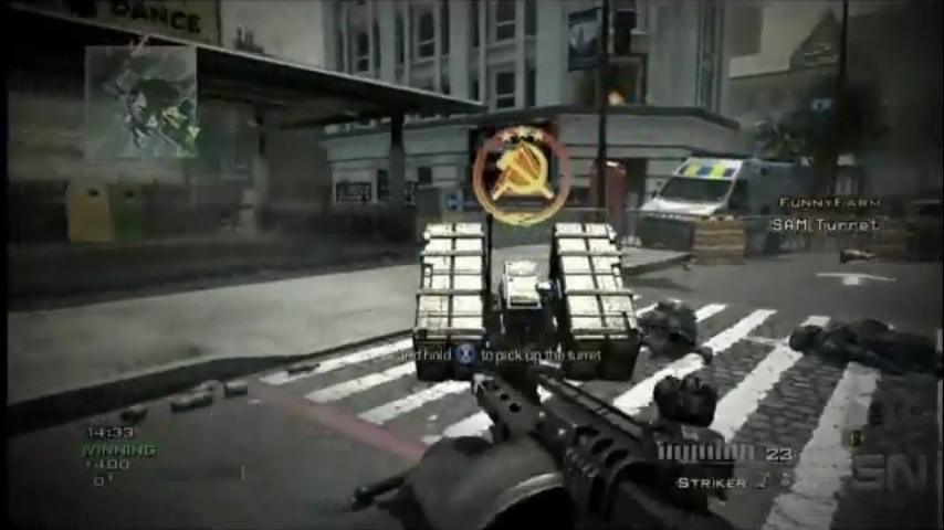 Megapost!] COD Modern Warfare 3 [Full/4DVD5/Español/RE    en