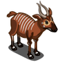 Bongo Antelope-icon