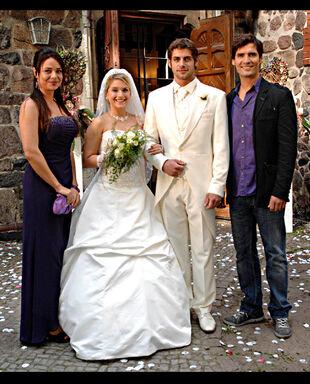 Jonas heiratet annas schwester und verbringt die nacht vor der