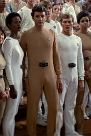 Starfleet jumpsuits, mid 2270s