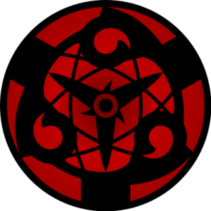 Divine Mangeky Sharingan VolteMetalic