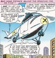 X-Men Vol 1 19 page 15 X-Copter (Earth-616)