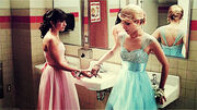 Faberry Prom
