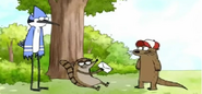 Regular show rigby and doug
