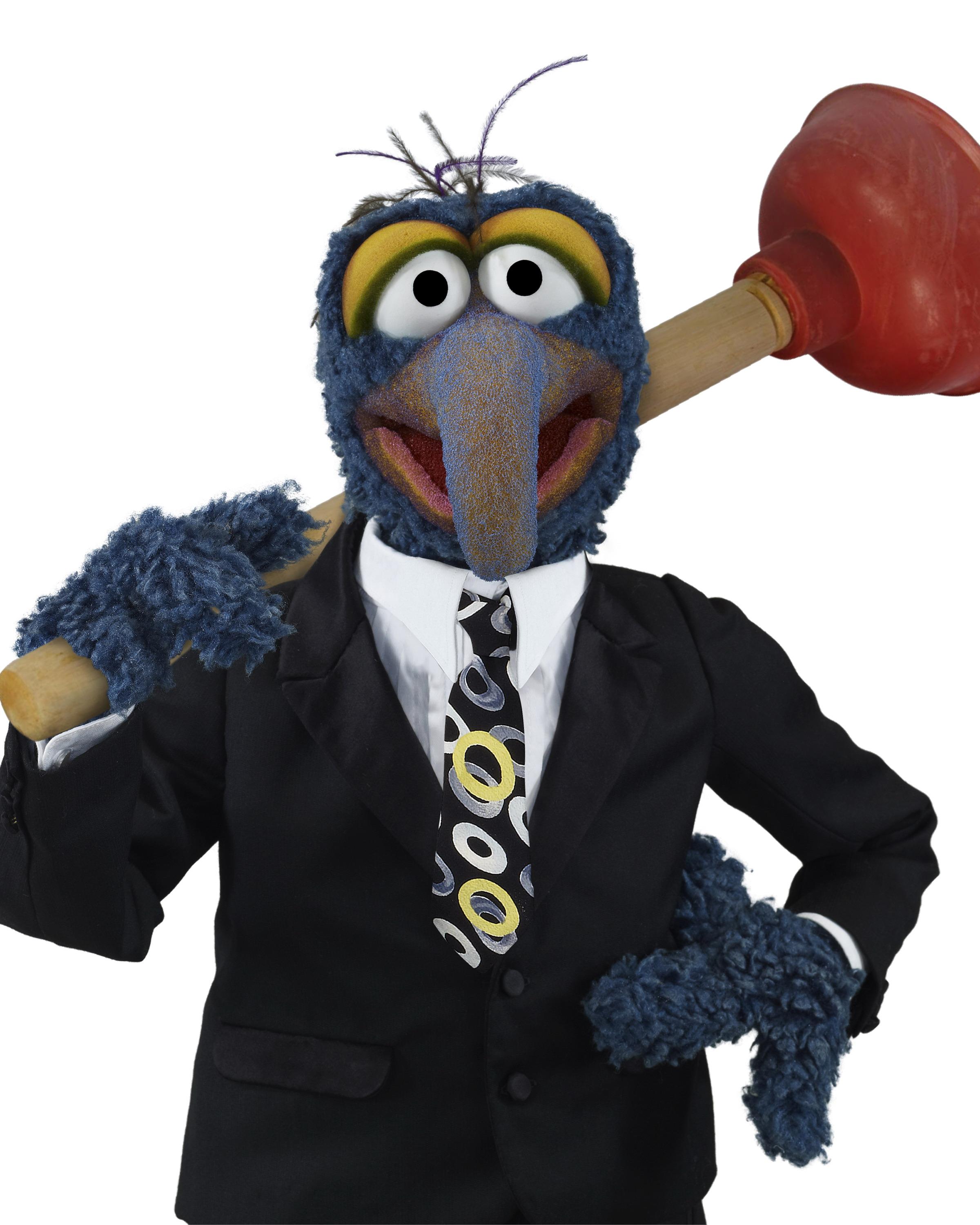 the muppets gonzo