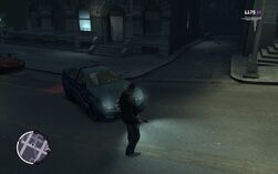 Police Stinger-LCPD officer apprehending criminals