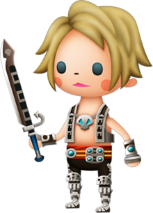 Theatrhythm Vaan