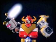 Galaxy-megazord fullpower