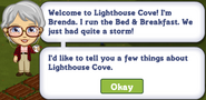 Welcome to Lighthouse Cove-PREQUEST