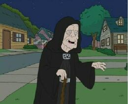 Palpatine (Family Guy)