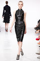 Azzedine Alaa Fall 2011 Leather Ensemble