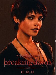 Alice-breaking dawn trading cardjpg