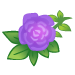 Lilac Tea Roses-icon