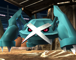 Metagross Brawl