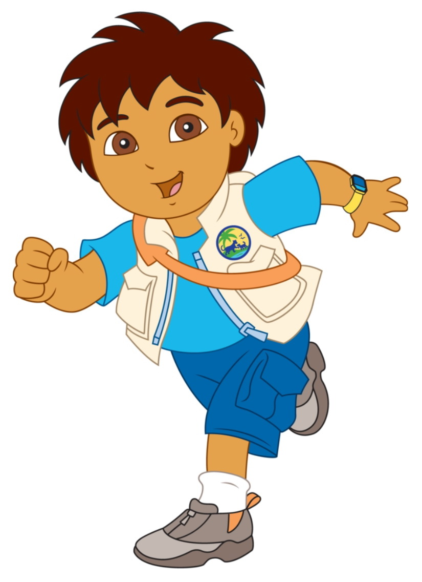 Diego Marquez - Dora the Explorer Wiki
