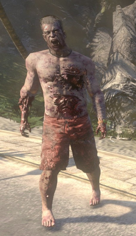 How To Take Down Thugs In Dead Island
