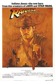 Raiders of the Lost Ark orignial poster