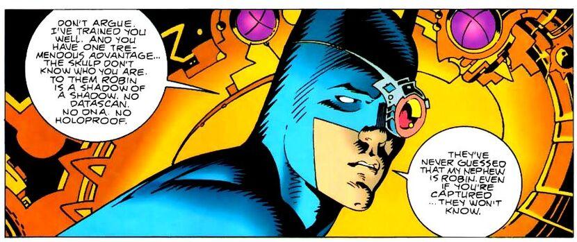 BATMAN BATMAN BATMAN! 830px-Batman_Robin_3000_001