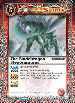 Battle spirits Set 3  300px-Stegorasaurus2