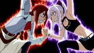 Erza vs Mirajane