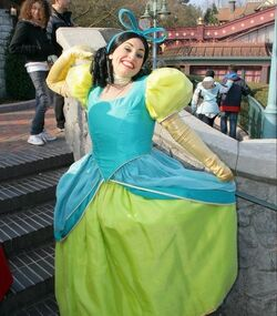 Drizella DLP